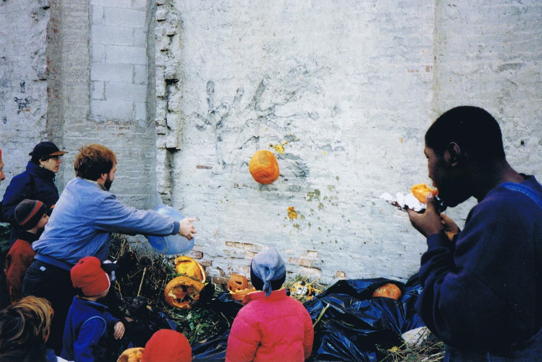 1999 Pumpkin Smash Potato Bake Bash